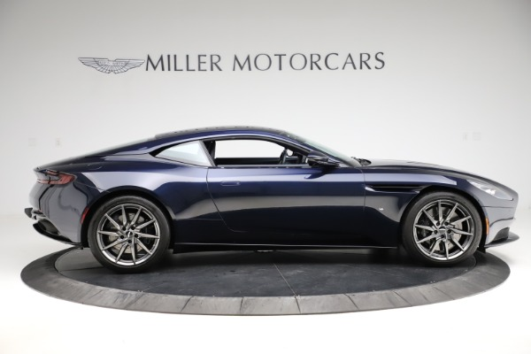 Used 2017 Aston Martin DB11 for sale Sold at Bugatti of Greenwich in Greenwich CT 06830 8