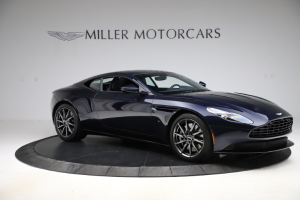 Used 2017 Aston Martin DB11 for sale Sold at Bugatti of Greenwich in Greenwich CT 06830 9