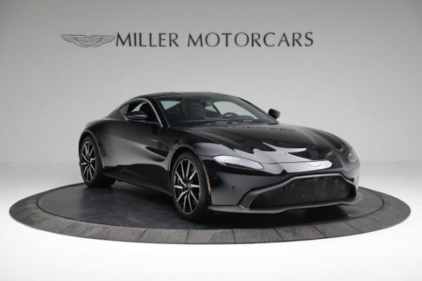 Used 2019 Aston Martin Vantage Coupe for sale $129,900 at Bugatti of Greenwich in Greenwich CT 06830 10