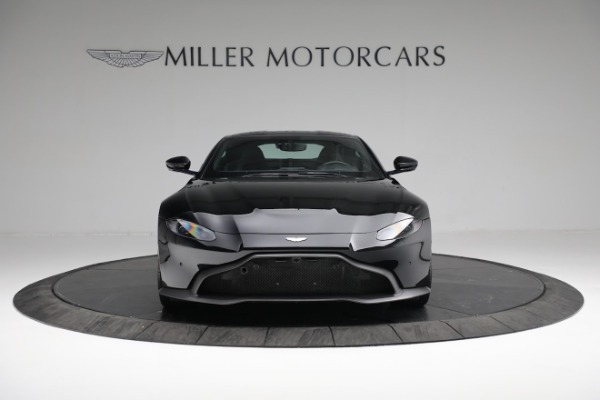 Used 2019 Aston Martin Vantage Coupe for sale $129,900 at Bugatti of Greenwich in Greenwich CT 06830 11