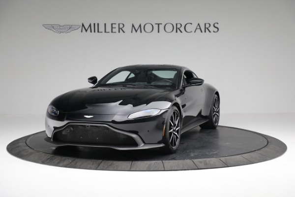 Used 2019 Aston Martin Vantage Coupe for sale $129,900 at Bugatti of Greenwich in Greenwich CT 06830 12