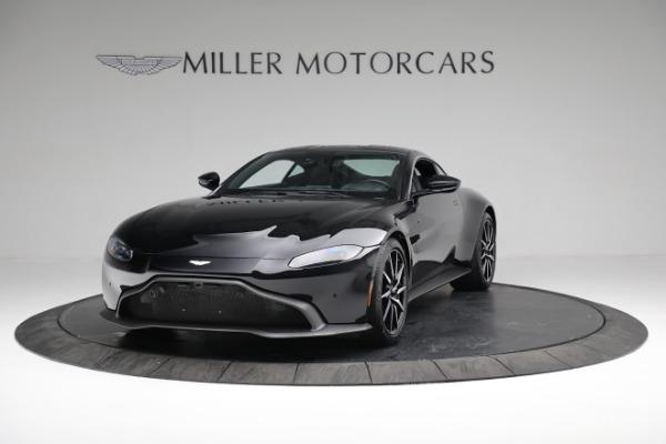 Used 2019 Aston Martin Vantage for sale $126,900 at Bugatti of Greenwich in Greenwich CT 06830 12