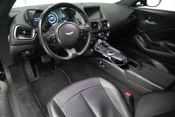 Used 2019 Aston Martin Vantage Coupe for sale $129,900 at Bugatti of Greenwich in Greenwich CT 06830 13