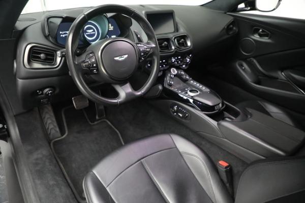 Used 2019 Aston Martin Vantage for sale $126,900 at Bugatti of Greenwich in Greenwich CT 06830 13