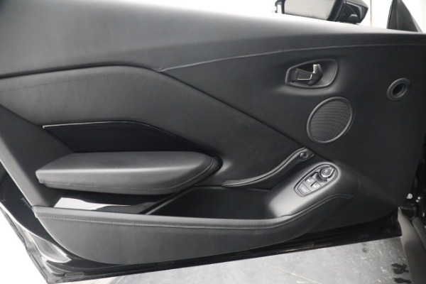 Used 2019 Aston Martin Vantage Coupe for sale $129,900 at Bugatti of Greenwich in Greenwich CT 06830 16