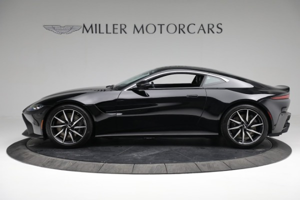 Used 2019 Aston Martin Vantage Coupe for sale $129,900 at Bugatti of Greenwich in Greenwich CT 06830 2