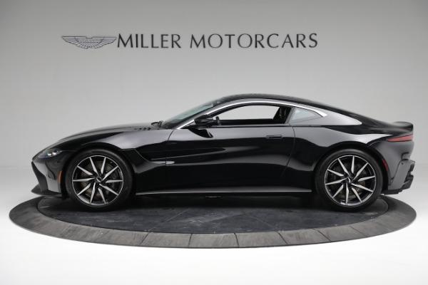Used 2019 Aston Martin Vantage for sale $126,900 at Bugatti of Greenwich in Greenwich CT 06830 2