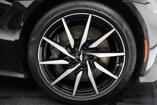 Used 2019 Aston Martin Vantage for sale $126,900 at Bugatti of Greenwich in Greenwich CT 06830 21