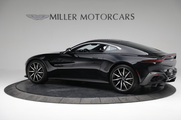 Used 2019 Aston Martin Vantage Coupe for sale $129,900 at Bugatti of Greenwich in Greenwich CT 06830 3