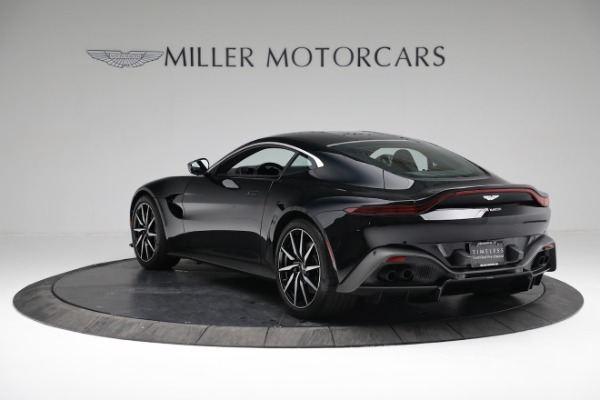 Used 2019 Aston Martin Vantage for sale $126,900 at Bugatti of Greenwich in Greenwich CT 06830 4