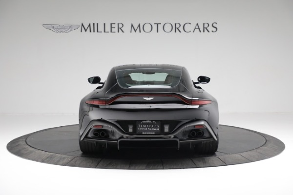 Used 2019 Aston Martin Vantage for sale $126,900 at Bugatti of Greenwich in Greenwich CT 06830 5