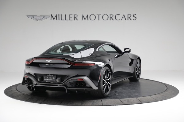 Used 2019 Aston Martin Vantage Coupe for sale $129,900 at Bugatti of Greenwich in Greenwich CT 06830 6