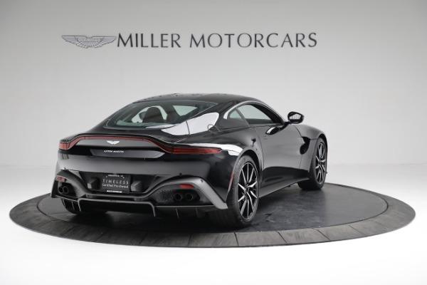 Used 2019 Aston Martin Vantage for sale $126,900 at Bugatti of Greenwich in Greenwich CT 06830 6