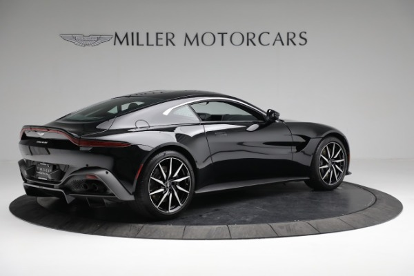 Used 2019 Aston Martin Vantage Coupe for sale $129,900 at Bugatti of Greenwich in Greenwich CT 06830 7