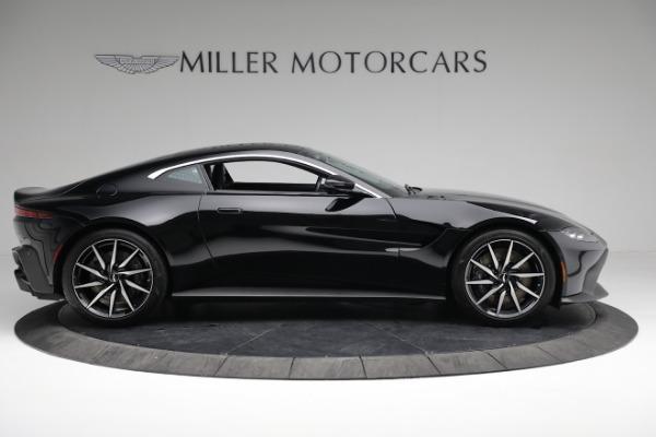 Used 2019 Aston Martin Vantage for sale $126,900 at Bugatti of Greenwich in Greenwich CT 06830 8
