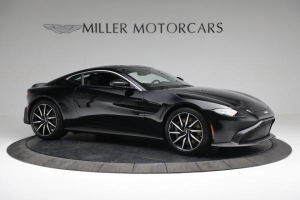 Used 2019 Aston Martin Vantage for sale $126,900 at Bugatti of Greenwich in Greenwich CT 06830 9