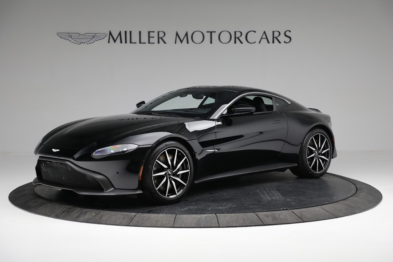 Used 2019 Aston Martin Vantage for sale $126,900 at Bugatti of Greenwich in Greenwich CT 06830 1