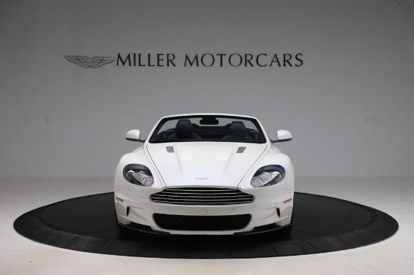 Used 2010 Aston Martin DBS Volante for sale $89,900 at Bugatti of Greenwich in Greenwich CT 06830 11