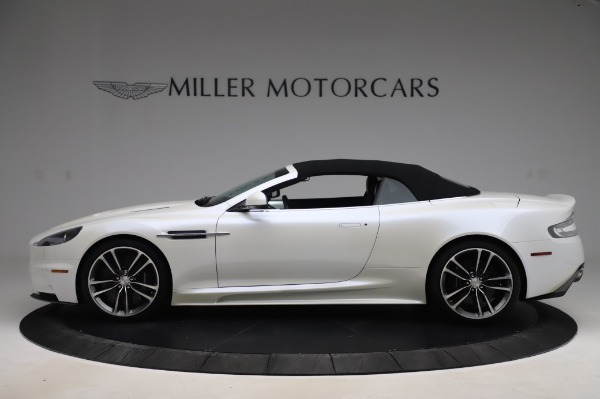 Used 2010 Aston Martin DBS Volante for sale $89,900 at Bugatti of Greenwich in Greenwich CT 06830 14