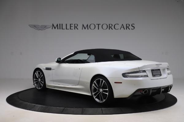 Used 2010 Aston Martin DBS Volante for sale $89,900 at Bugatti of Greenwich in Greenwich CT 06830 15