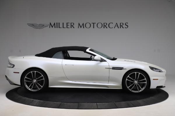 Used 2010 Aston Martin DBS Volante for sale $89,900 at Bugatti of Greenwich in Greenwich CT 06830 17