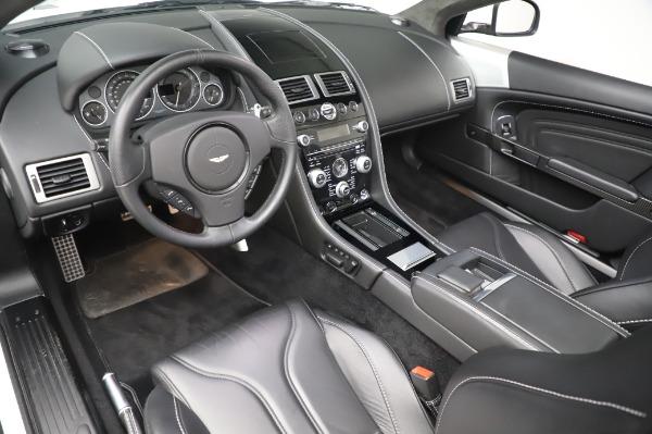 Used 2010 Aston Martin DBS Volante for sale $89,900 at Bugatti of Greenwich in Greenwich CT 06830 19