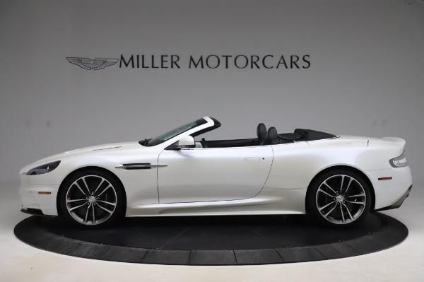 Used 2010 Aston Martin DBS Volante for sale $89,900 at Bugatti of Greenwich in Greenwich CT 06830 2