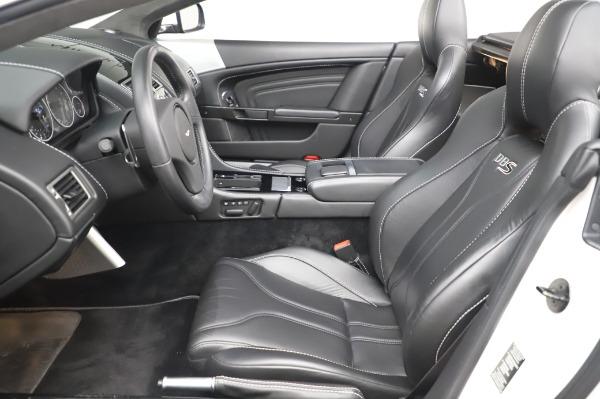 Used 2010 Aston Martin DBS Volante for sale $89,900 at Bugatti of Greenwich in Greenwich CT 06830 20