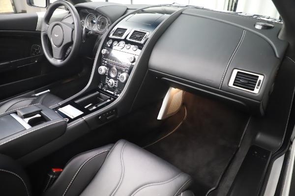 Used 2010 Aston Martin DBS Volante for sale $89,900 at Bugatti of Greenwich in Greenwich CT 06830 27