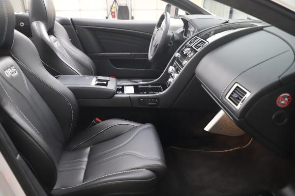 Used 2010 Aston Martin DBS Volante for sale $89,900 at Bugatti of Greenwich in Greenwich CT 06830 28