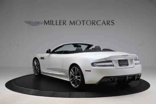 Used 2010 Aston Martin DBS Volante for sale $89,900 at Bugatti of Greenwich in Greenwich CT 06830 4
