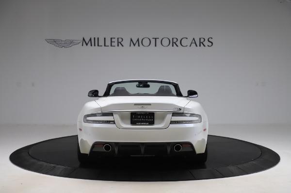 Used 2010 Aston Martin DBS Volante for sale $89,900 at Bugatti of Greenwich in Greenwich CT 06830 5