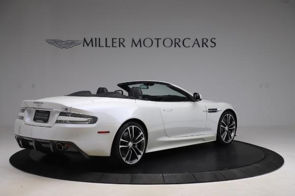 Used 2010 Aston Martin DBS Volante for sale $89,900 at Bugatti of Greenwich in Greenwich CT 06830 7