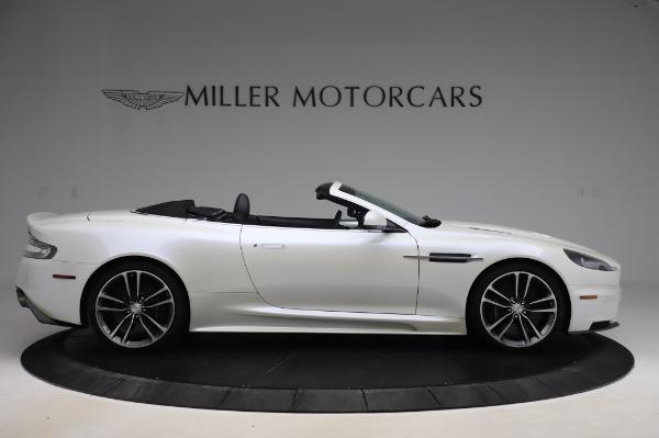 Used 2010 Aston Martin DBS Volante for sale $89,900 at Bugatti of Greenwich in Greenwich CT 06830 8