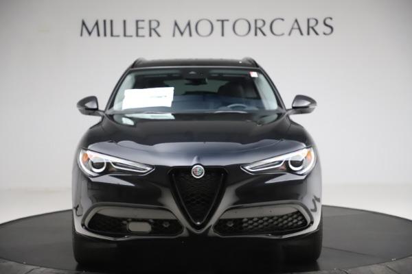 New 2020 Alfa Romeo Stelvio Ti Q4 for sale $52,445 at Bugatti of Greenwich in Greenwich CT 06830 12