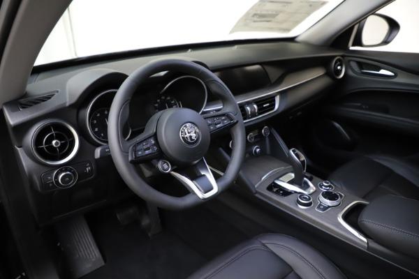 New 2020 Alfa Romeo Stelvio Ti Q4 for sale $52,445 at Bugatti of Greenwich in Greenwich CT 06830 13