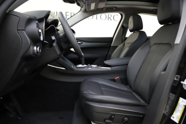 New 2020 Alfa Romeo Stelvio Ti Q4 for sale $52,445 at Bugatti of Greenwich in Greenwich CT 06830 14