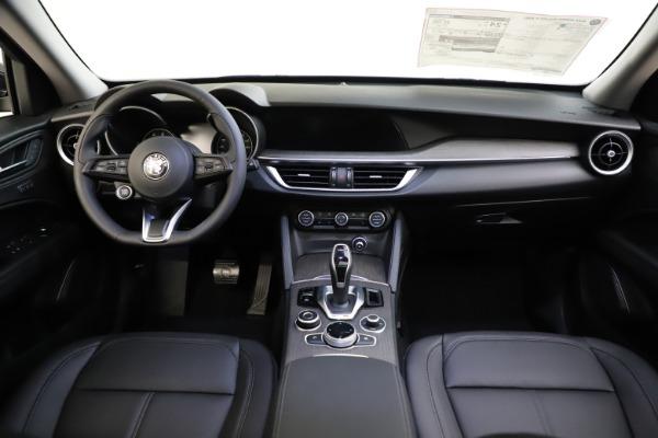 New 2020 Alfa Romeo Stelvio Ti Q4 for sale $52,445 at Bugatti of Greenwich in Greenwich CT 06830 16