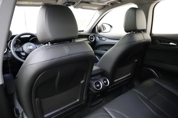 New 2020 Alfa Romeo Stelvio Ti Q4 for sale $52,445 at Bugatti of Greenwich in Greenwich CT 06830 20