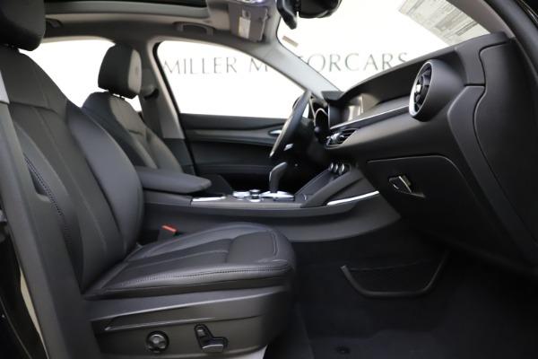 New 2020 Alfa Romeo Stelvio Ti Q4 for sale $52,445 at Bugatti of Greenwich in Greenwich CT 06830 22