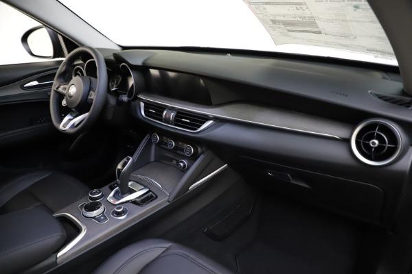 New 2020 Alfa Romeo Stelvio Ti Q4 for sale $52,445 at Bugatti of Greenwich in Greenwich CT 06830 23