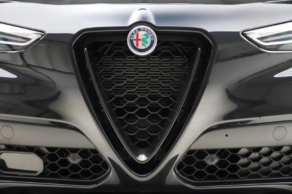 New 2020 Alfa Romeo Stelvio Ti Q4 for sale $52,445 at Bugatti of Greenwich in Greenwich CT 06830 27