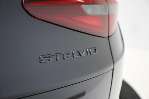 New 2020 Alfa Romeo Stelvio Ti Q4 for sale $52,445 at Bugatti of Greenwich in Greenwich CT 06830 28