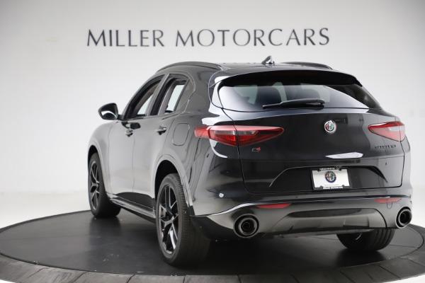 New 2020 Alfa Romeo Stelvio Ti Q4 for sale $52,445 at Bugatti of Greenwich in Greenwich CT 06830 5