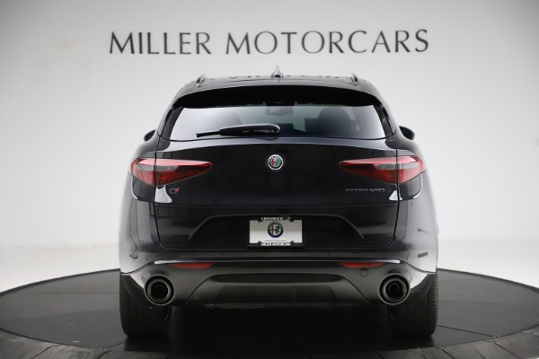 New 2020 Alfa Romeo Stelvio Ti Q4 for sale $52,445 at Bugatti of Greenwich in Greenwich CT 06830 6