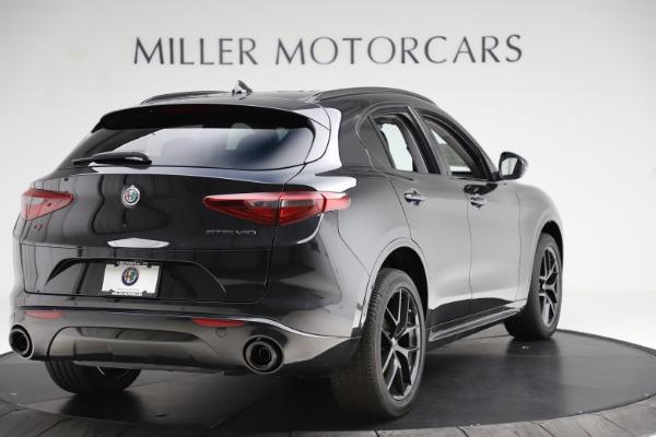 New 2020 Alfa Romeo Stelvio Ti Q4 for sale $52,445 at Bugatti of Greenwich in Greenwich CT 06830 7