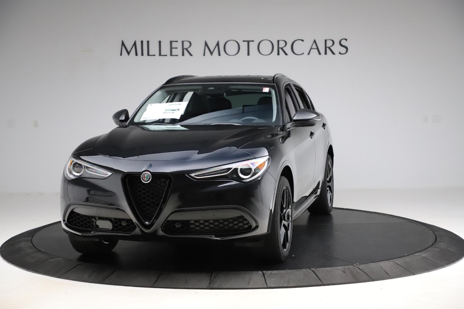 New 2020 Alfa Romeo Stelvio Ti Q4 for sale $52,445 at Bugatti of Greenwich in Greenwich CT 06830 1