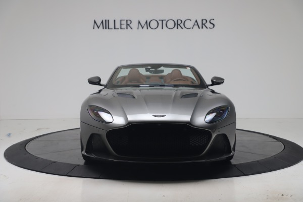 New 2020 Aston Martin DBS Superleggera Volante for sale $375,916 at Bugatti of Greenwich in Greenwich CT 06830 11