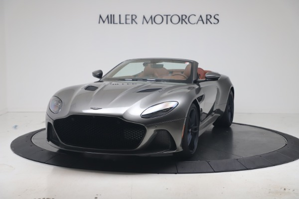 New 2020 Aston Martin DBS Superleggera Volante for sale $375,916 at Bugatti of Greenwich in Greenwich CT 06830 12
