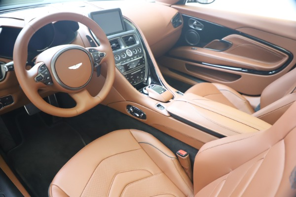 New 2020 Aston Martin DBS Superleggera Volante for sale $375,916 at Bugatti of Greenwich in Greenwich CT 06830 13